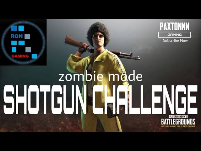ron gaming pubg game new video