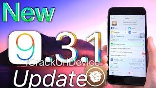 getlinkyoutube.com-iOS 9.3.1 Jailbreak UPDATE! Pangu, TaiG & iOS 9.3.1 Release