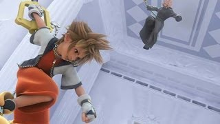 "getlinkyoutube.com-Kingdom Hearts: Chain of Memories ""The Movie"""