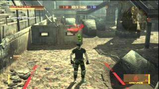 getlinkyoutube.com-Metal Gear Online 2 is Back W/ Working Multiplayer