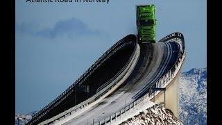 getlinkyoutube.com-Top 10 World's Most Dangerous Roads