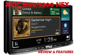 getlinkyoutube.com-Pioneer AVIC-8100 / 8200 NEX Review and Features