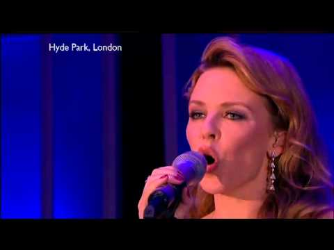 Kylie Minogue - On A Night Like This (Hyde Park at BBC Proms in the Park 2012)