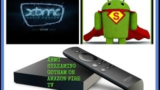 getlinkyoutube.com-AMAZON FIRE TV STREAMING GOTHAM XBMC FREE TV AND MOVIES MUST SEE