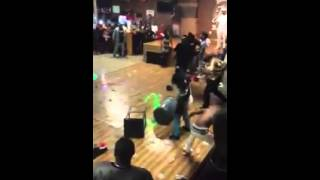 getlinkyoutube.com-G Herbo & Nlmb Fight In Gary Indiana