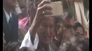 दिल्ली के जंतर-मंतर पर हरीश रावत के धरने के बाद उत्तराखंड की सियासत गर्म, बीजेपी ने कहा ड्रामा