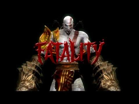 Mortal Kombat 9   All Character Fatality