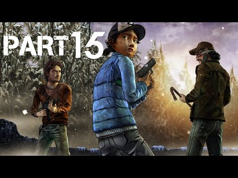 The Walking Dead Game Season 2 Episode 4 - Walkthrough Part 15