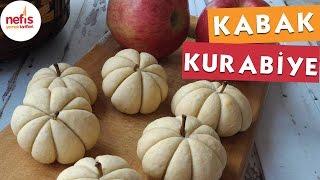 getlinkyoutube.com-Kabak Kurabiye -Balkabağı şeklinde -Nefis Yemek Tarifleri