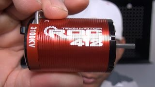 TEKIN ROC 412 3100KV BRUSHLESS MOTOR - FIRST LOOK