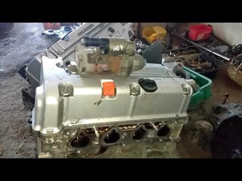 Про Стартер Honda CR-V K20A4 K24A1