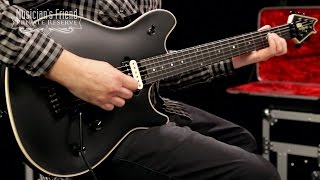getlinkyoutube.com-EVH Wolfgang USA Electric Guitar