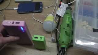 getlinkyoutube.com-2 cell and 6 cell USB power banks