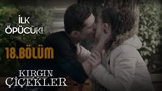 getlinkyoutube.com-Kırgın Çiçekler 18.Bölüm - Güney'den Songül'e İlk Öpücük !