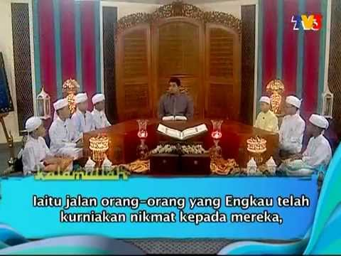 KALAMULLAH 2011 - TV3