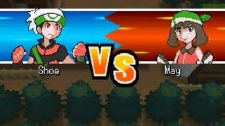 getlinkyoutube.com-Pokemon R/S/E Remake vs Rival May