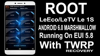 getlinkyoutube.com-How To Root LeEco/Letv Le 1S Android 6.0 Marshmallow