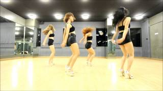 getlinkyoutube.com-NEWTHANG - REDFOO | Choreography By Deli Project From Thailand