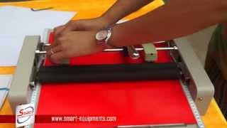 getlinkyoutube.com-Electric paper folding and stapler