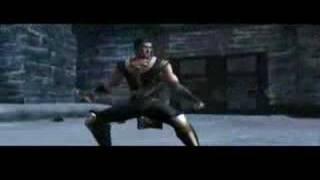 getlinkyoutube.com-Mortal Kombat: Armageddon - Fighter Of The Wiik: Taven