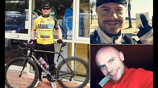 World-record breaking cyclist dies suddenly aged 40