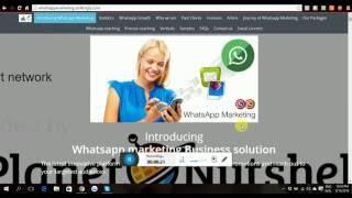 getlinkyoutube.com-Whatsapp Marketing Business Solution