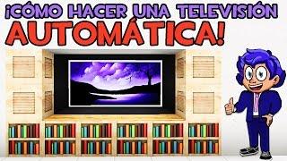 Download video television chimenea para minecraft pe 0 for Mirote y blancana casa moderna