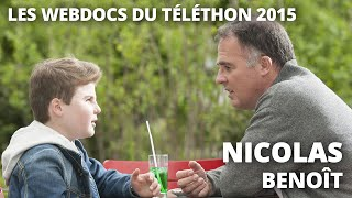 Webdoc Téléthon 2015 : Nicolas et Benoit