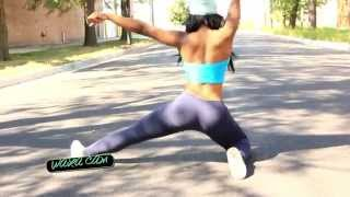 getlinkyoutube.com-PRINCESS DAE DAE HIP ROLL - DANCER by KC ( WALA CA