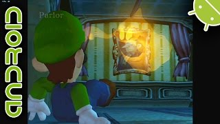 getlinkyoutube.com-Luigi's Mansion | NVIDIA SHIELD Android TV (2015) | Dolphin Emulator [720p] | Nintendo GameCube
