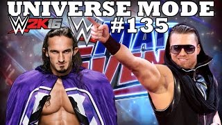 getlinkyoutube.com-WWE 2K16 UNIVERSE MODE #135| MIZ IS AWESOME !