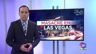 Hablamos con Pedro Rojas sobre la masacre en Las Vegas