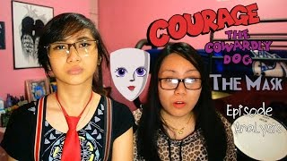 getlinkyoutube.com-Courage The Cowardly Dog - The Mask (A SILLY EPISODE ANALYSIS)