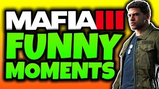 getlinkyoutube.com-Mafia 3: Funtage! - (Mafia 3 Funny Moments Gameplay)