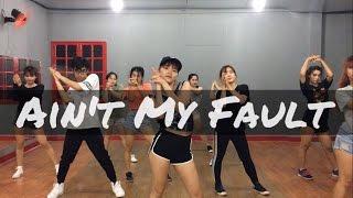Zara Larsson - Ain't My Fault (Dance Cover) [Choreography by LUNA HYUN - ALiEN Dance Studio]