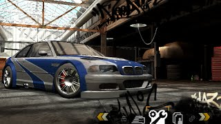 getlinkyoutube.com-NFS Most Wanted PS2 Demo - Main Menu