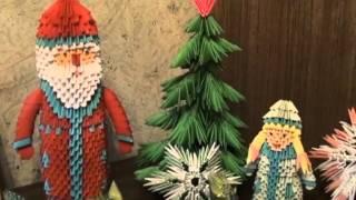 getlinkyoutube.com-Чудо модульное оригами