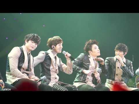 111225 medley 2. short cuts @2AM X-mas Concert
