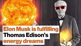 Elon Musk vs Thomas Edison