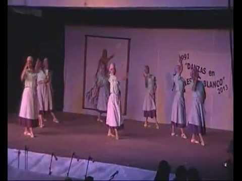Elenco de Danzas Folklricas de la UNGS - Villa Caas 2013