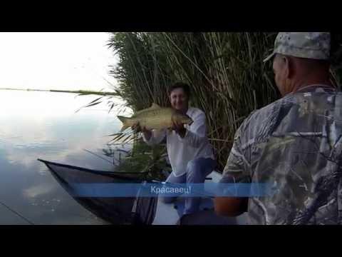 рыбалка в казахстане лучшее видео