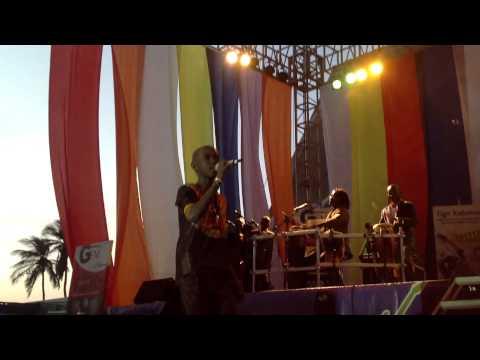 Saliou à la Finale de Sen P'tit Gallé 2012 [ video HD ]