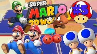 getlinkyoutube.com-ABM: Super Mario 3D World (Walkthrough # 5) HD