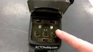 getlinkyoutube.com-DSM-2C RC Radio Setup Redcat Racing Earthquake 8E