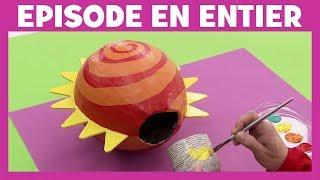 getlinkyoutube.com-Art Attack - Technique de la plante volante - Sur Disney Junior - VF