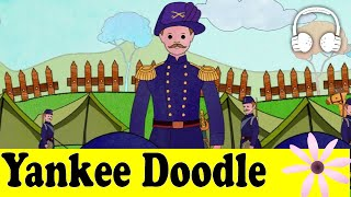 getlinkyoutube.com-Yankee Doodle | Family Sing Along - Muffin Songs