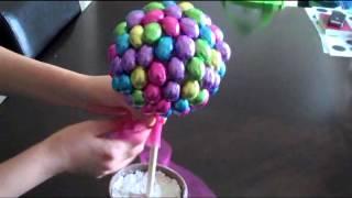 getlinkyoutube.com-Manualidades - Como Hacer un Arbol de Pascua