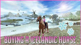 getlinkyoutube.com-Buying the icelandic horse | Star Stable