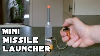 getlinkyoutube.com-Make a Mini Missile Launcher!