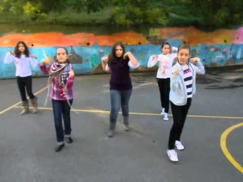 Baile Chicas De Violetta